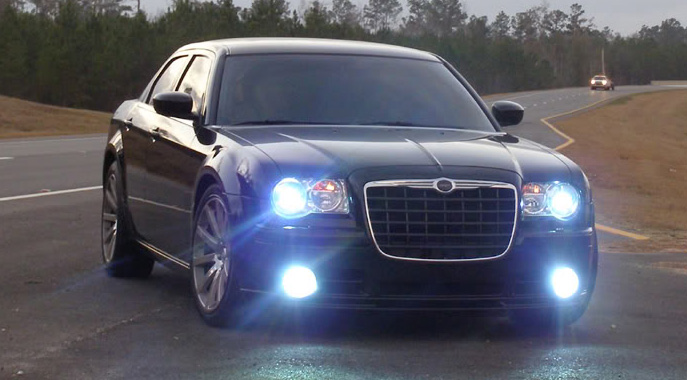 HID Lighting Touch Of Class