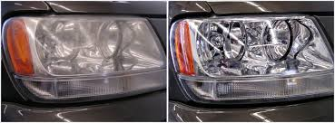 Headlight Restoration Touch of Class